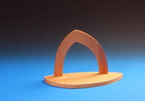 Petites cr ches de no l en bois - Faire une creche de noel en bois ...